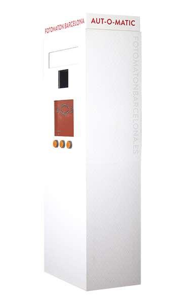 Cabines pro de alquiler fotomaton barcelona