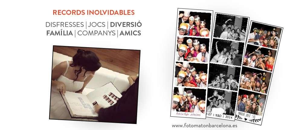 Fotomaton Barcelona records