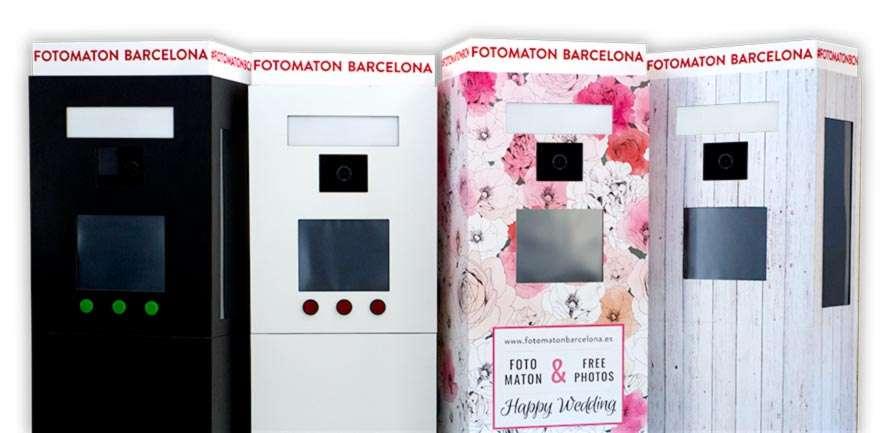 portada bodas fotomaton barcelona precios
