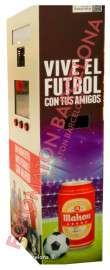 fotomatón para futbol