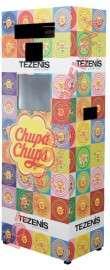 Fotomaton tienda Tezenis Barcelona para Chupa Chups